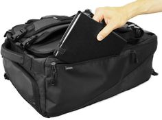 The NOMATIC Travel Bag: The Most Functional Travel Bag Ever!