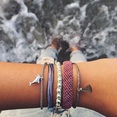Pura Vida Bracelets®: Hand-Made Bracelets from Costa Rica | Use code: MYLESYB for 20% off your order! #puravidabracelets