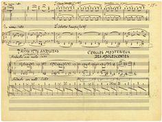 Stravinsky: The Rite Of Spring - Facsimile - Piano 4 hands. The Rite Of Spring, Music Gifts, Piano, Sheet Music, Hands, Pianos, Music Sheets