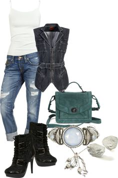 """""""I Never Know What To Name These Things"""" by deborah-simmons on Polyvore"""