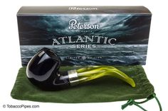 TobaccoPipes.com - Peterson Atlantic 221 Tobacco Pipe, $144.00 (http://www.tobaccopipes.com/peterson-atlantic-221-tobacco-pipe/)