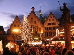 Weihnachtsmarkt, Frankfurt