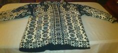 Jostedalskofte Dale 7004 Crochet Cardigan, Knit Crochet, Norwegian Knitting, Vintage Knitting, Crochet Crafts, Sweaters, Cardigans, Sewing, Norway
