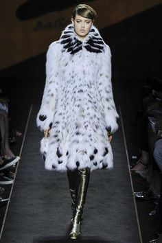 Fendi Fall 2015 Couture. Read the review on Vogue.com