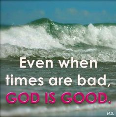 All the time ...Thank you GOD.