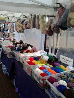 Loads of wool!