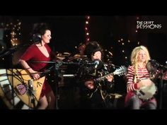 """Katzenjammer - """"Rock Paper Scissors"""" - The Crypt Sessions: S3, Ep4"""