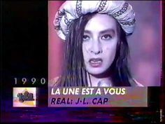 Rita Mitsouko - Catherine Ringer perd une dent en direct - 1990 Direction, Youtube, I Don't Care, Youtubers, Youtube Movies