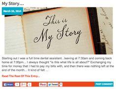 My Story... http://katielendel.com/story/
