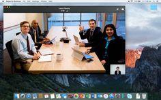 #Comunicación #Productividad #mac Lanzada la primera vista previa de Skype para Negocios para Mac