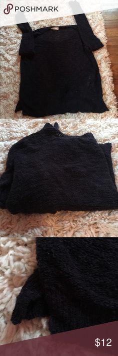 Abercrombie Kids XL Navy Sweater In good condition! abercrombie kids Shirts & Tops Sweaters
