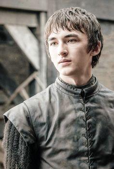 "stormbornvalkyrie: ""  ♕ Bran Stark in Game of Thrones Season 6 """