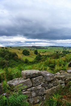 Bronte Country, Yorkshire, England.