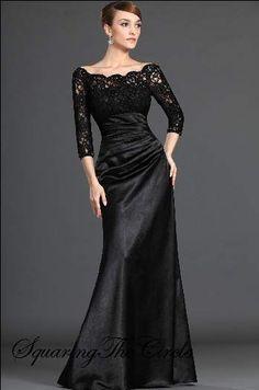suknia wieczorowa długa koronka - Szukaj w Google