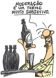 Quando a cerveja é boa...