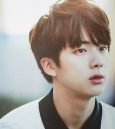 Jin so handsome~