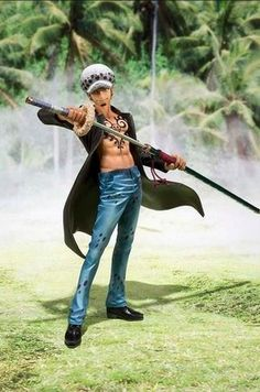 Figurine #Trafalgar Law - Collection Figuarts Zero - #Bandai - #OnePiece