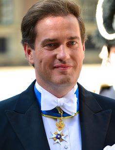 Christopher O'Neill, husband of Princess Madeleine of Sweden