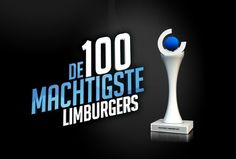 De Machtigste Limburger - 3D printed award 2