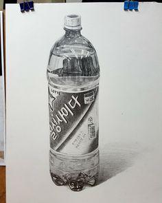 칠성사이다 정물시범소묘(미도움) Basic Sketching, Basic Drawing, Drawing Skills, Technical Drawing, Drawing Techniques, Drawing Ideas, Shading Drawing, Pencil Shading, Pencil Drawings