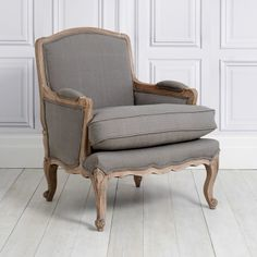 The Lyon French Style Armchair