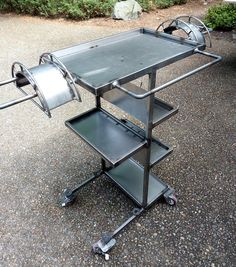 Welding cart - WeldingWeb™ - Welding forum for pros and enthusiasts