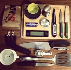 Kitchen essentials!