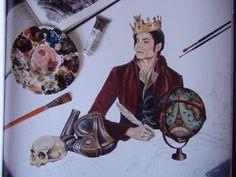 Michael Jackson Opus-Art - Fan Art by REIS 7100
