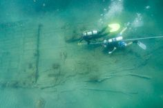 Captain Morgan's Treasure Discovered Near Panama By Captain Morgan Rum Funded Team. Team of U.S. archaeologists map the 17th century shipwreck discovered at the mouth of the Chagres River in Panama during expedition for Captain Henry Morgan's lost fleet.