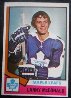 Detailed and Fast Loading Checklist for All Calgary Flame Hockey Card Hits Hockey Baby, Ice Hockey, Toronto Maple Leafs, Lanny Mcdonald, Maple Leafs Hockey, Hockey Pictures, Stars Hockey, Vancouver Canucks, Sports Figures