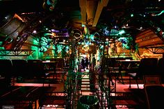 Design features of the best underground club in Prague