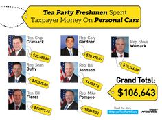 Find out more at: http://thkpr.gs/TeaPartyCars