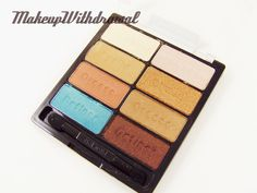 Makeup Withdrawal - Wet'n'Wild LE Sparkle 'Til Morning ColorIcon Palette