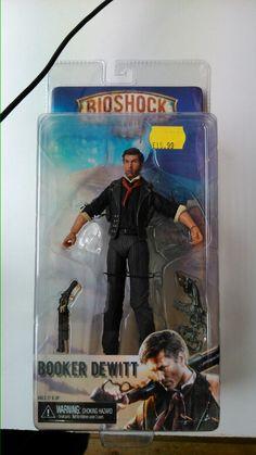 Booker DeWitt of Bioshock Infinite fame.