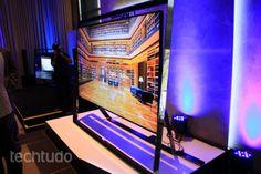 Testamos as novas TVs 4K da Samsung; confira as primeiras impressões
