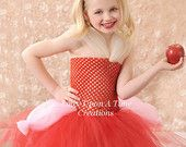 Twisted Princess Tutu Dress - Birthday Outfit, Photo Prop, Halloween Costume - Girls Size 2T 3 T 4T 5 6 7 8