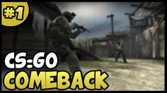 CS:GO #1 COMEBACK | ACE | 4K