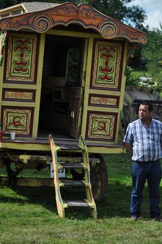 gypsy wagons | Gypsy Wagon | Flickr - Photo Sharing!