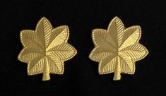 Major Oak Leaf Rank Insignia - Small in Gold Plating (Pair) [M/2085-GC] - $7.29 : Fratline Emblematics:, Custom Fraternal Lapel Pins, Masonic Lapel Pins, Masonic Emblems, Masonic Supplies, Fraternal Regalia, Masonic Rings, Masonic Aprons, Masonic Jewelry, Scottish Rite Caps, Knights Templar Uniform Insignia, Masonic Jewelry, Knights Templar, Lapel Pins, Solid Brass, It Is Finished, Leaves, Pairs, Gold Plating