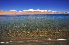 Tsomoriri Lake and Rumtse trek Trekking Holidays, Mountaineering, Train Travel, To Go, Journey, India, Mountains, World, Places