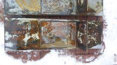 steel frame and salt acid