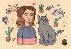 Hand-drawn Portrait   Fiverr Discover