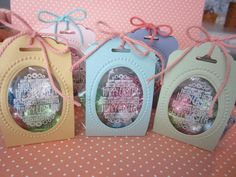 Easter treat holder by bobkitten - Cards and Paper Crafts at Splitcoaststampers