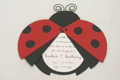 lady bug birthday