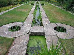 gertrude jekyll and sir edward lutyens / hestercombe gardens, somerset