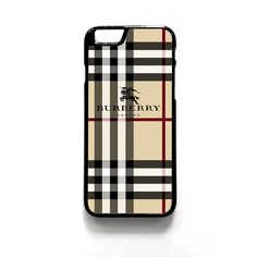 Burberry Pattern London For Iphone 4/4S Iphone 5/5S/5C Iphone 6/6S/6S Plus/6 Plus Phone case ZG