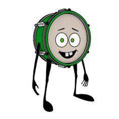 My name is Adiv, I'm a snare drum and I love to party