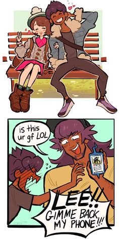 Cute sibling joke - UwO I love that ~ * This comic is mine . - Cute sibling joke – UwO I love that ~ * I don& own this comic – - Pokemon Comics, Pokemon Memes, Meme Comics, Pokemon Go, Pokemon Ships, Pokemon Funny, Pokemon Super, Pokemon Stuff, Pokemon Fusion