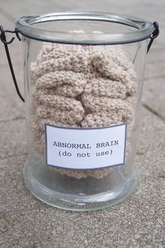 crochet brains