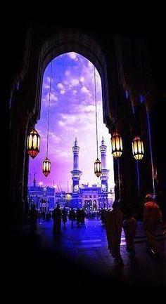 Makkah (Mecca) ~ Saudi Arabia